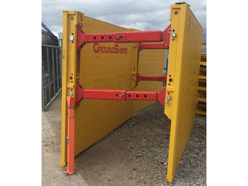 Lightweight Trench Box Groundshore Ltd